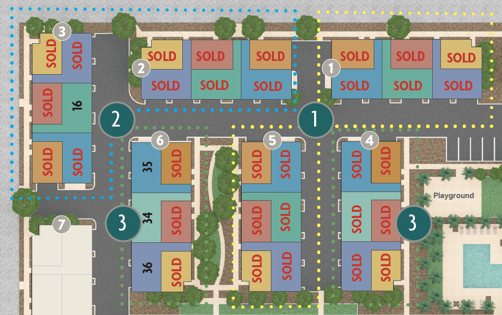 March 16 2020 sold homes